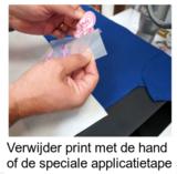 Siser flex easy subli applicatie 30x50cm_