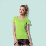 Stedman dames active cotton touch sportshirt maat XL_
