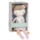 Little Dutch Knuffelpop Rosa 35cm_