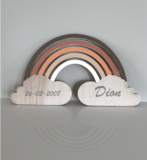 Houten rainbow (blanco)_