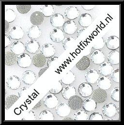Rhinestones ss30 Crystal
