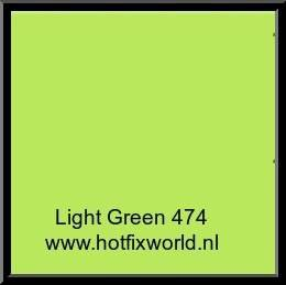 474 Politape  light green 20x25cm H/165/17