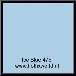 475 Politape  ice blue 20x25cm H/165/17