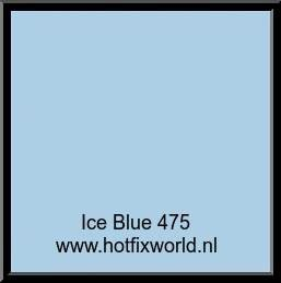 475 Politape ice blue 30x50cm H/165/17