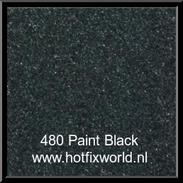 480 Politape metallic black 20x25cm