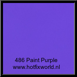 486 Politape metallic purple 20x25cm