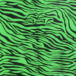 Chemica Zebra Green 20x25cm
