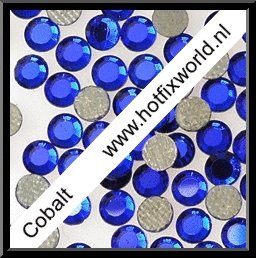 Rhinestones ss6 Cobalt