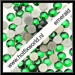 Rhinestones ss6 Emerald
