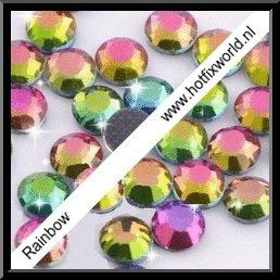 Rhinestones ss6 Rainbow