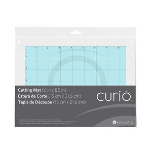 Silhouette curio snijmat klein 21,5x15cm