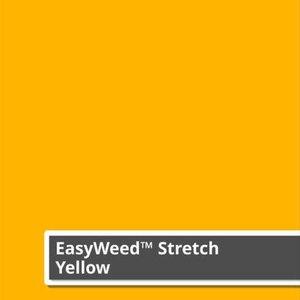 Siser stretch Yellow ST0004