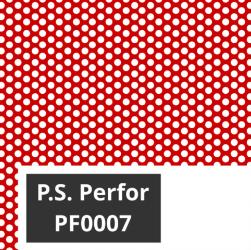 Siser Perfor Red PF0007