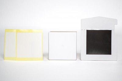 Silhouette Mint stempel 30x30mm sheet set (navul)