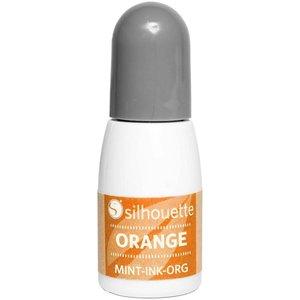 Silhouette Mint inkt Oranje