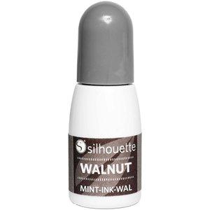 Silhouette Mint inkt Walnoot