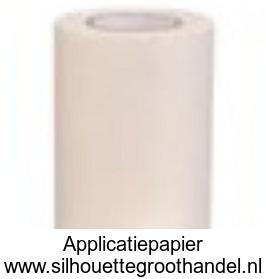 Papier Applicatie 10cm x 50 meter