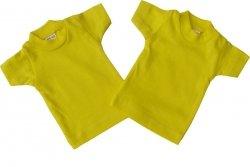 mini shirt geel