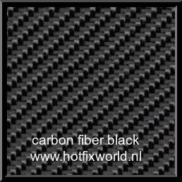 Vinyl Carbon Fibre 20x25cm