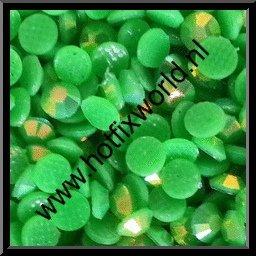 Resin ss10 neon groen AB 500 stuks