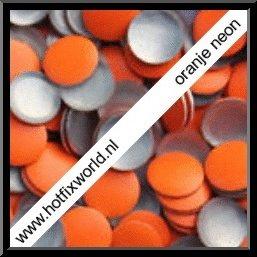 Nailheads ss10 Neon orange