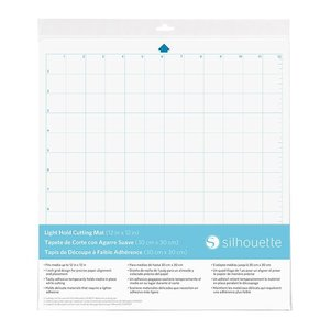 Silhouette cameo Light Hold mat 12x12