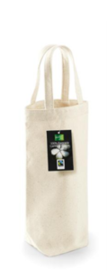 Bottle bag naturel