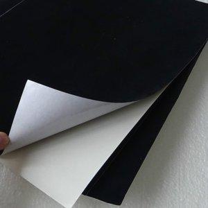 Sticky flock voor rhinestone mallen 100x32cm