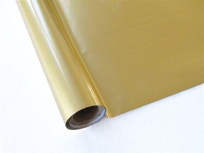 Hot stamp foil Mat Gold 100x30cm