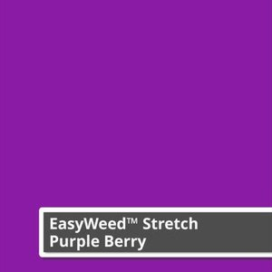 Siser stretch Purple Berry