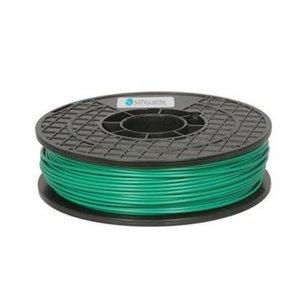 Silhouette PLA Filament green