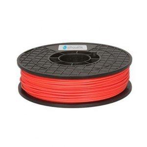 Silhouette PLA Filament red
