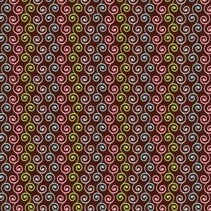 Swirls 20x23cm