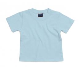 Babybugz t shirt dusty blue