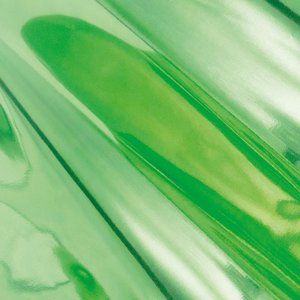 Foil Green mirror finish