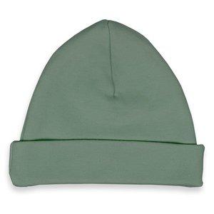 Baby mutsje stone green 50-56