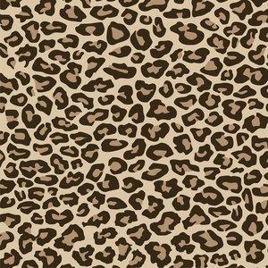 Siser easy patterns leopard tan