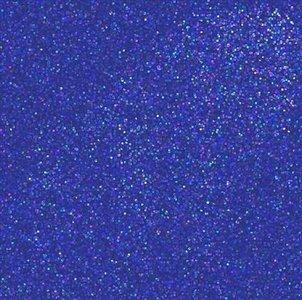 Siser videoflex glitter blue 30x50cm