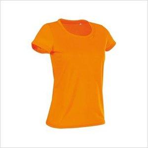Stedman dames active cotton touch sportshirt maat L