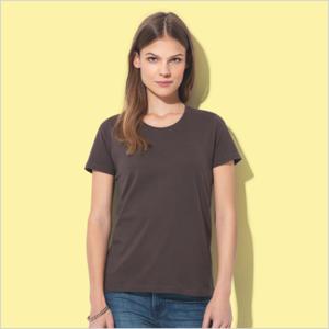Op bestelling ca. 2-3 werkdagen levertijd Classic dames tshirt