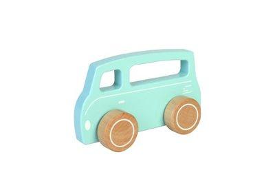 Little Dutch houten busje