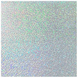 Siser Holographic silver