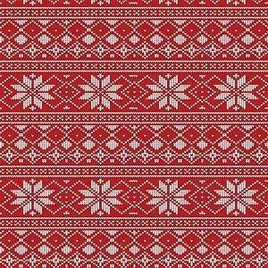 Siser easy patterns christmas red