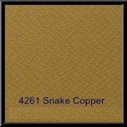 Snake Copper 20x24cm