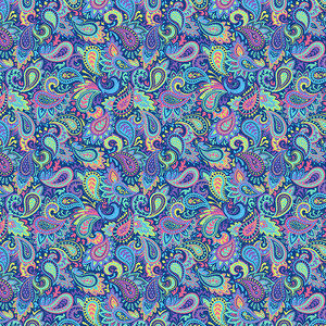 Siser easy patterns paisley party