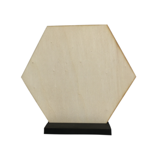Hexagon 18 cm