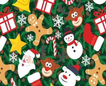 Siser easy patterns joyful christmas